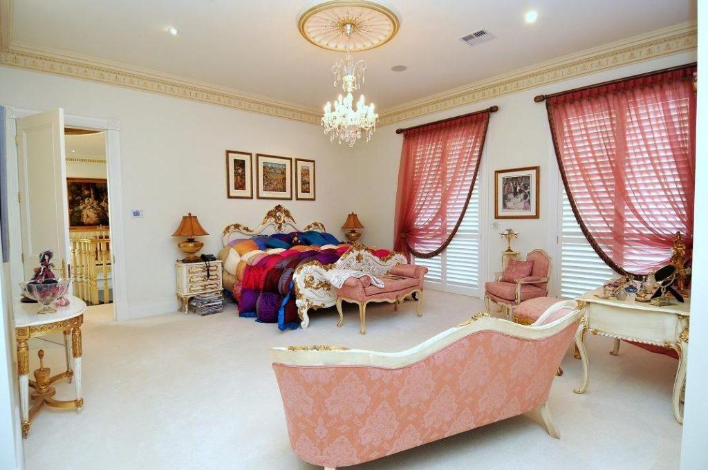 Longuevue Master Bedroom