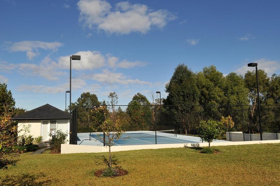 Longuevue Tennis Court