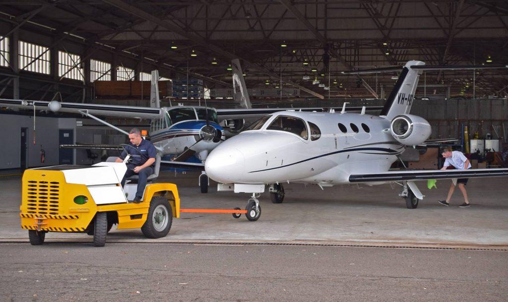 Jet-Hangarage-Sydney