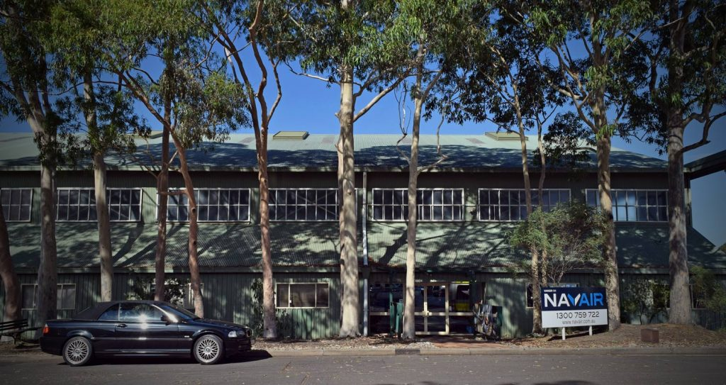 Navair-Hangar-Bankstown-Sydney