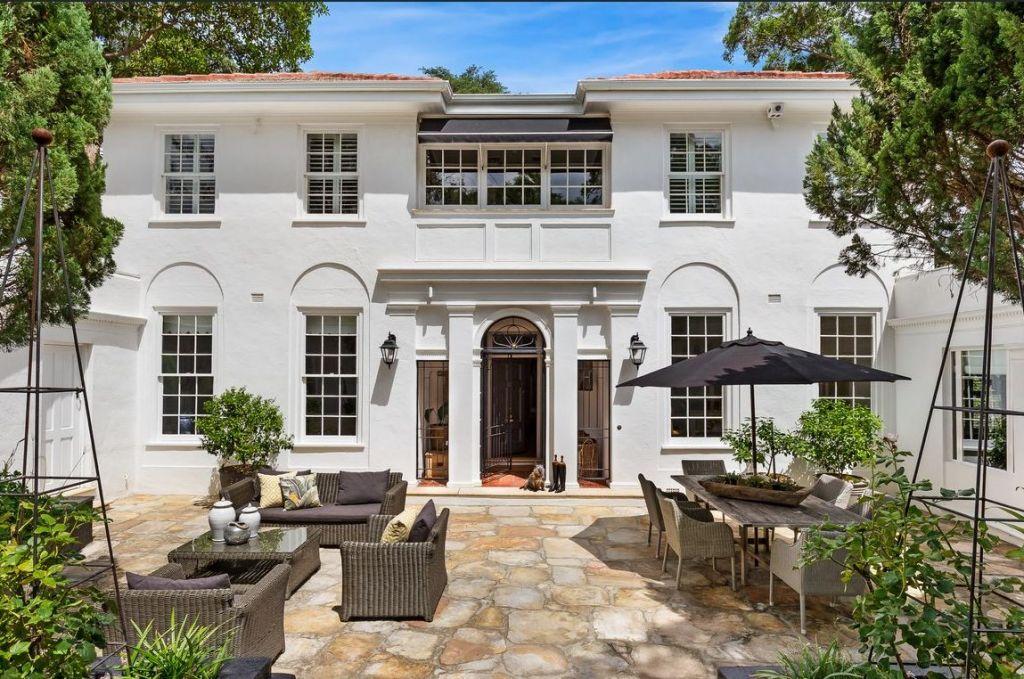 photoshoot location house Sydney